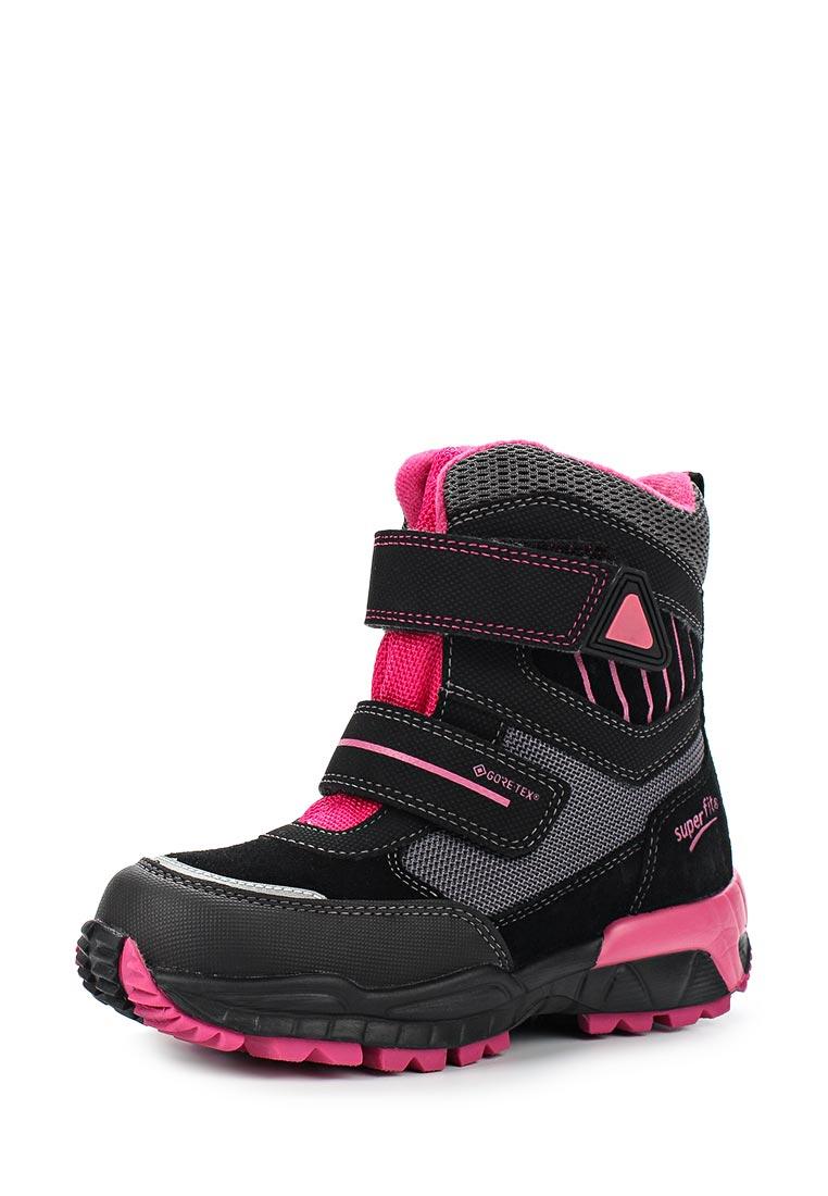 Ботинки для девочек Superfit 1-00162-04