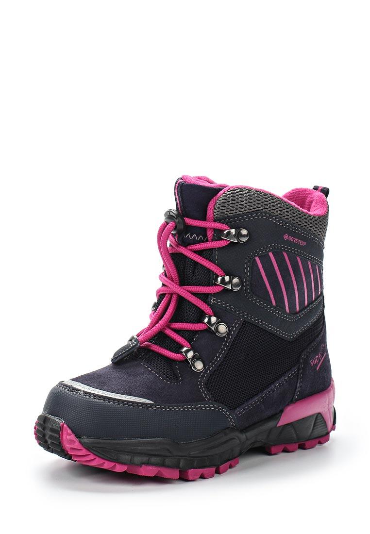 Ботинки для девочек Superfit 1-00166-81