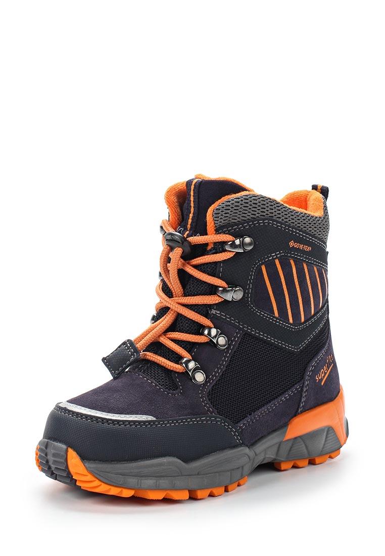 Ботинки для мальчиков Superfit 1-00166-82