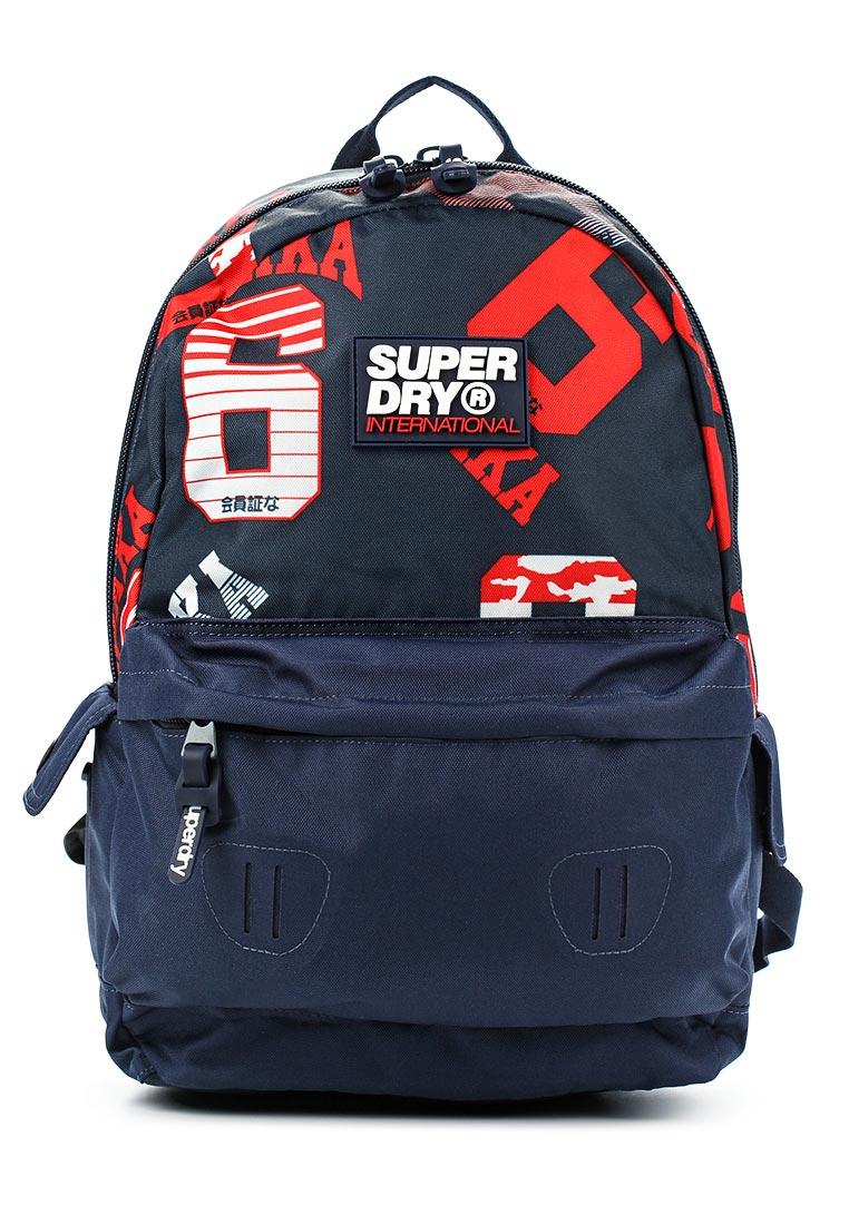 Городской рюкзак Superdry M91002DP