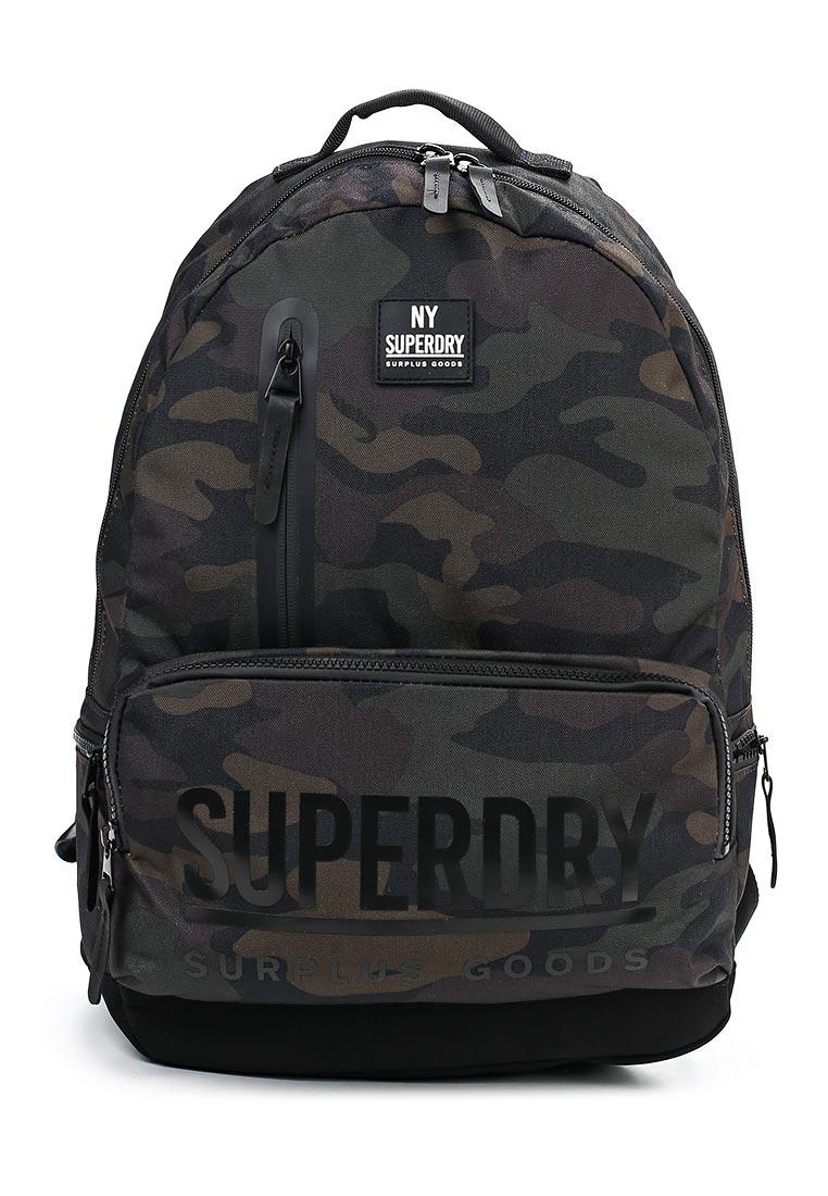 Городской рюкзак Superdry M91003JP