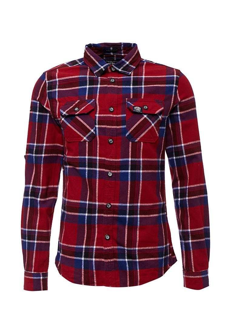 Рубашка с длинным рукавом Superdry M40006EP