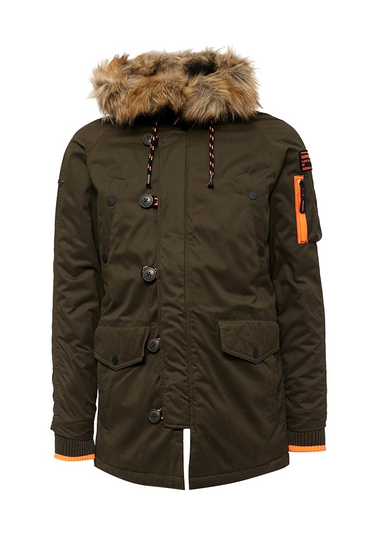 Пуховик Superdry M50000YPF1