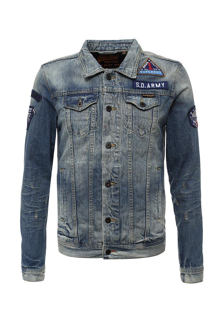 Джинсовая куртка Superdry M50004JP