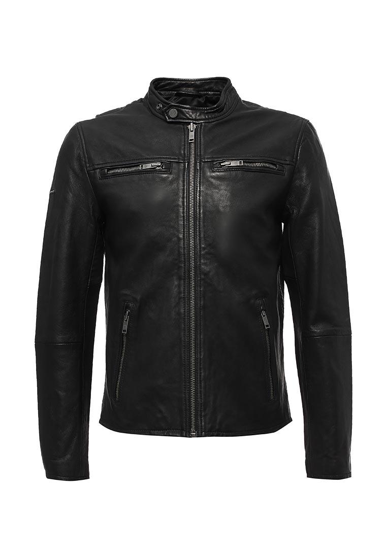 Кожаная куртка Superdry M50012QPF5