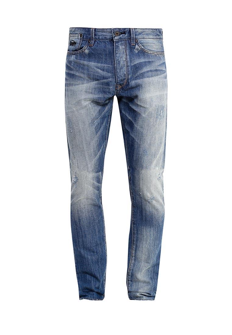 Зауженные джинсы Superdry M70006JPF1