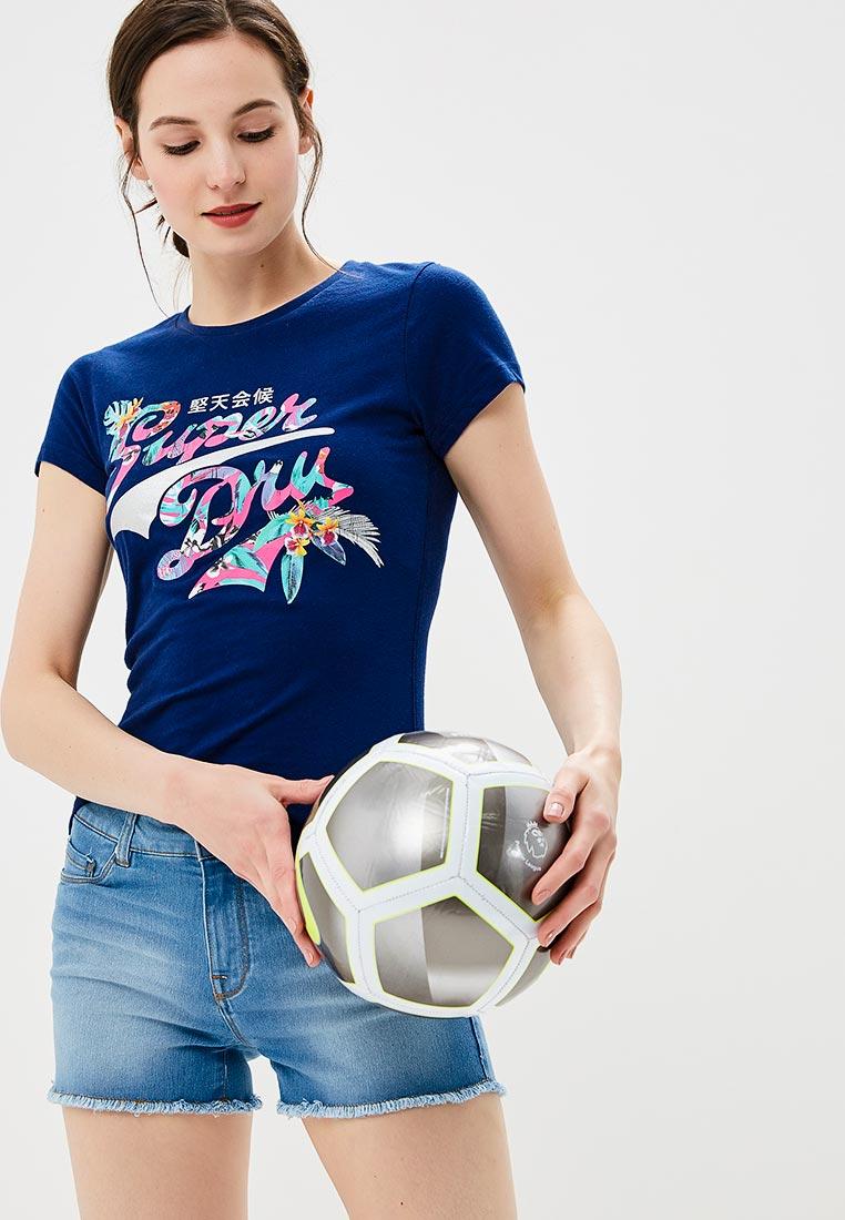 Футболка с коротким рукавом Superdry G10006HQDS