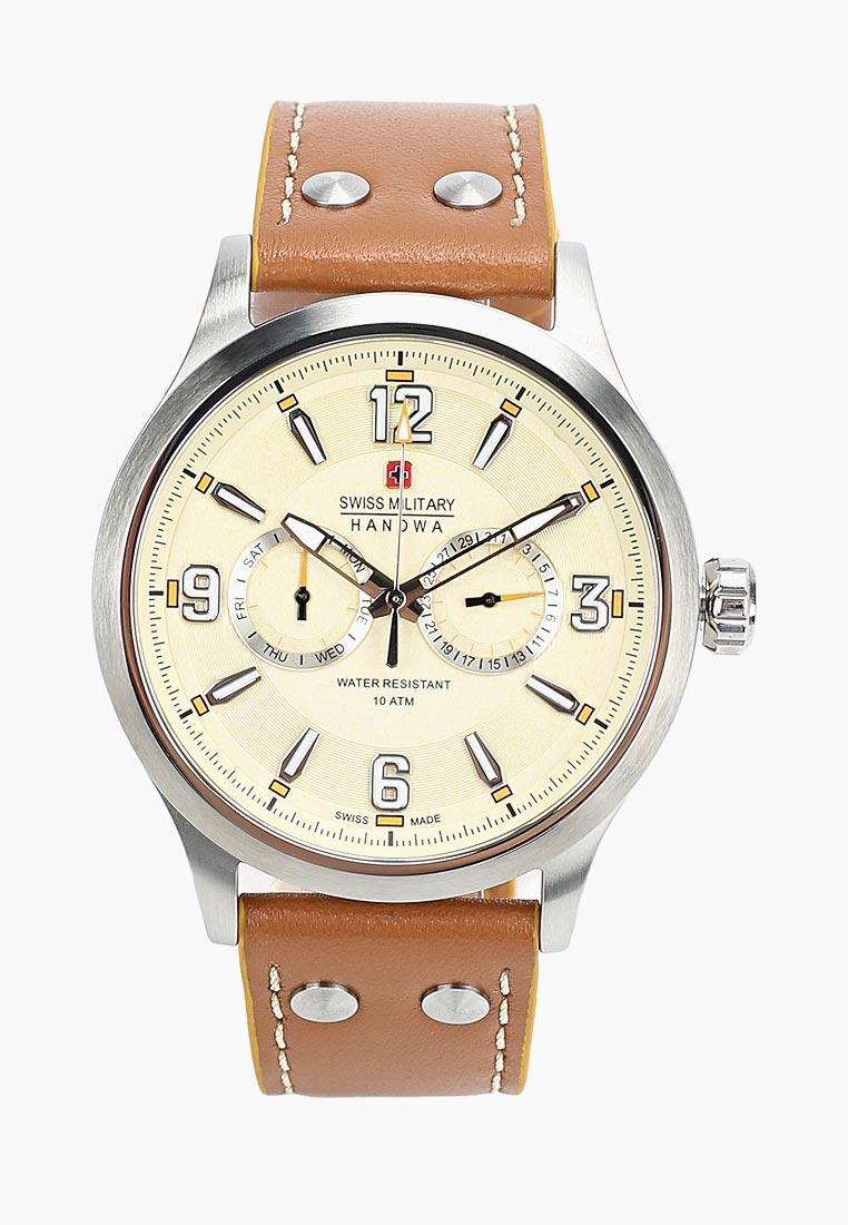 Мужские часы Swiss Military 06-4307.04.002