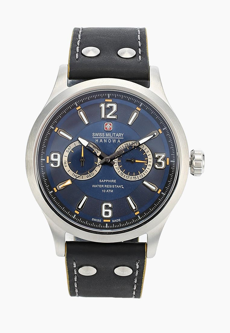Мужские часы Swiss Military 06-4307.04.003