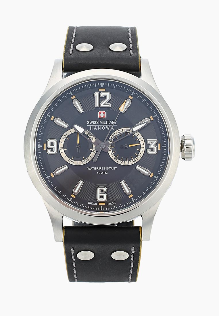 Мужские часы Swiss Military 06-4307.04.007