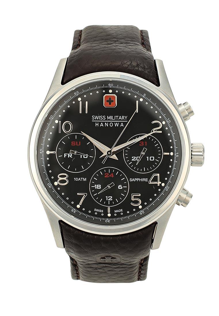 Мужские часы Swiss Military 06-4278.04.007