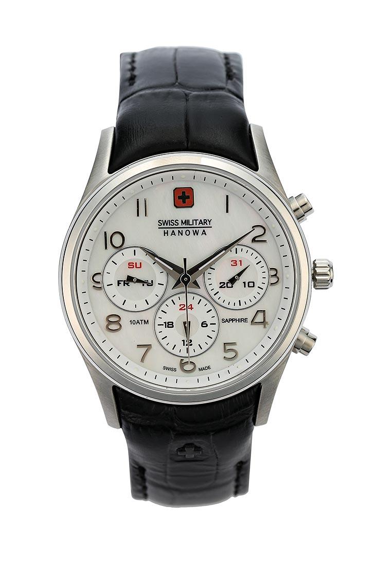 Мужские часы Swiss Military 06-6278.04.001.07