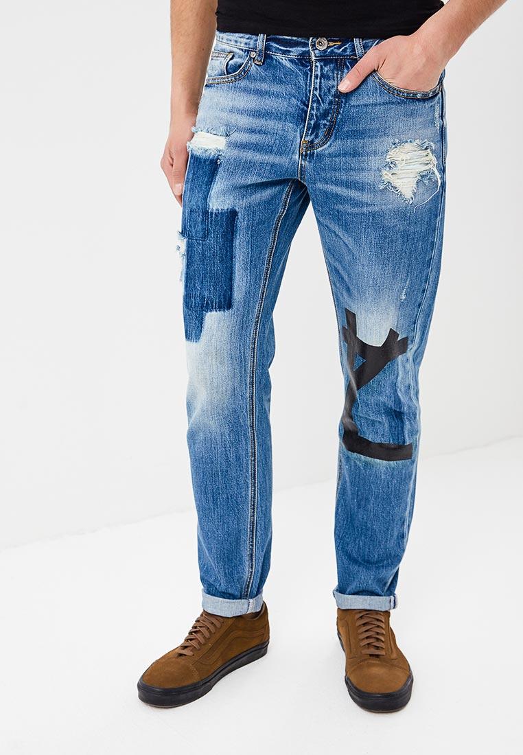 Зауженные джинсы Sweewe 23342