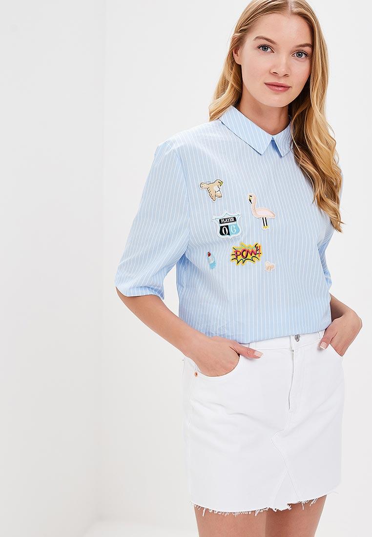 Рубашка с коротким рукавом Sweewe 29193