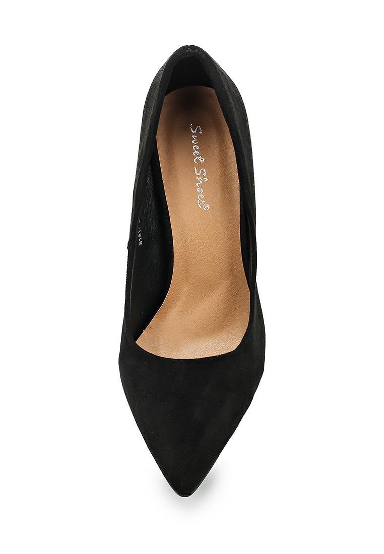 Женские туфли Sweet Shoes F20-S1617: изображение 4