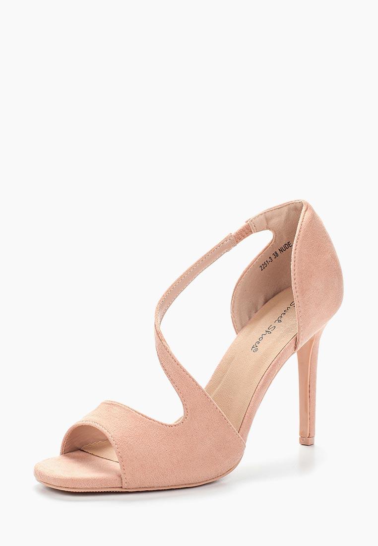 Женские босоножки Sweet Shoes (Свит Шуз) F20-2251