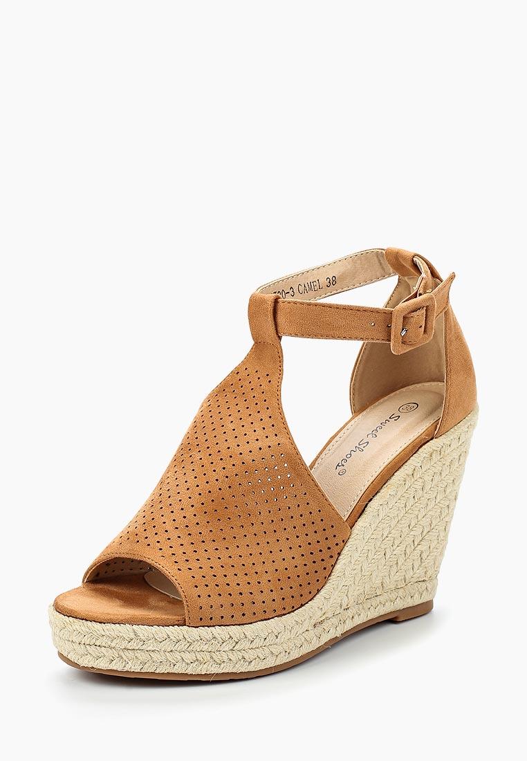 Женские эспадрильи Sweet Shoes F20-1730