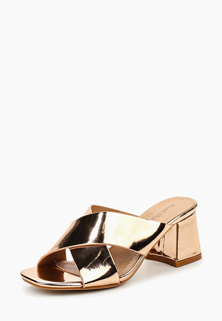Женские сабо Sweet Shoes F20-9093