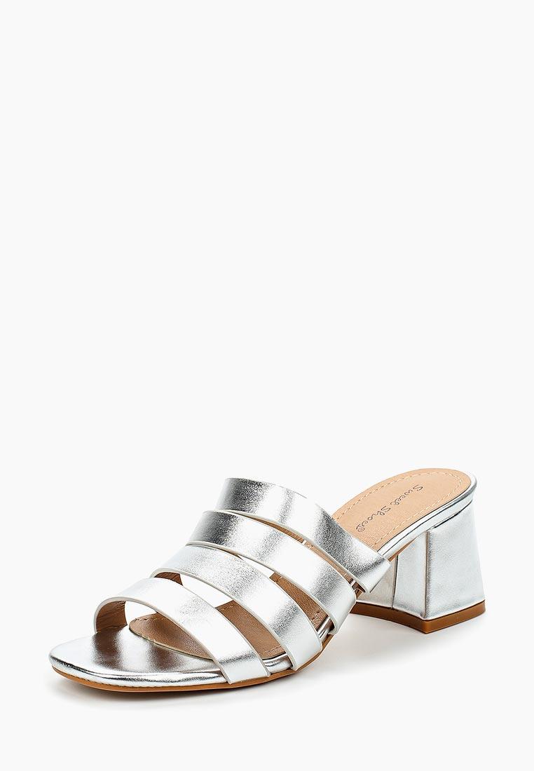 Женские сабо Sweet Shoes F20-9095: изображение 1