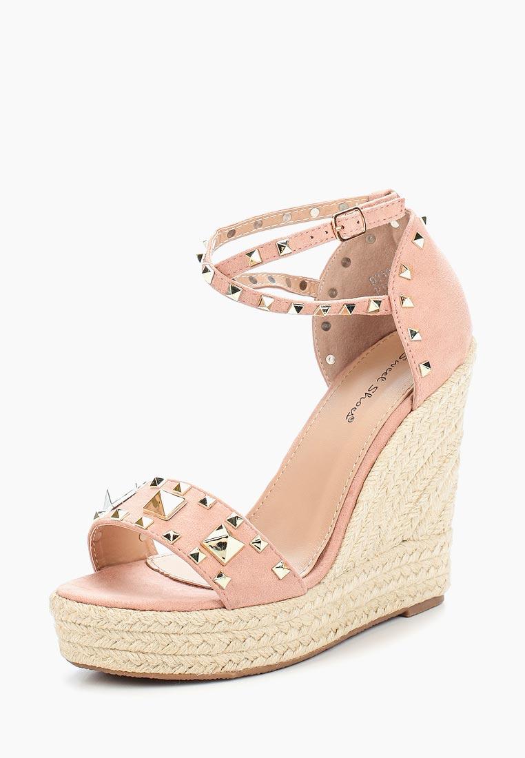 Женские эспадрильи Sweet Shoes F20-9350