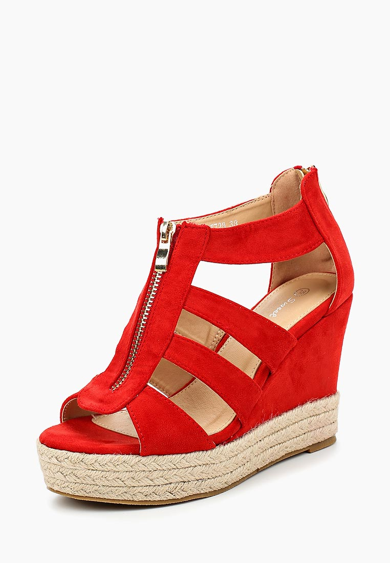 Женские эспадрильи Sweet Shoes F20-T728