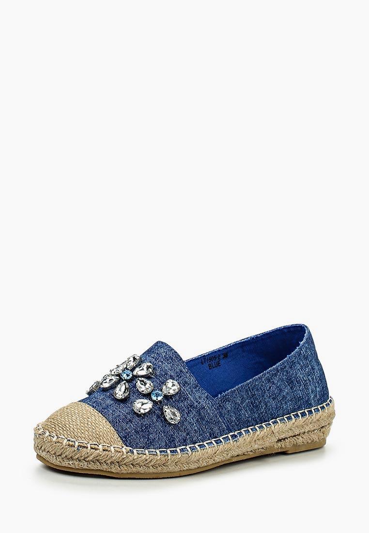 Женские эспадрильи Sweet Shoes F20-C-LT1505