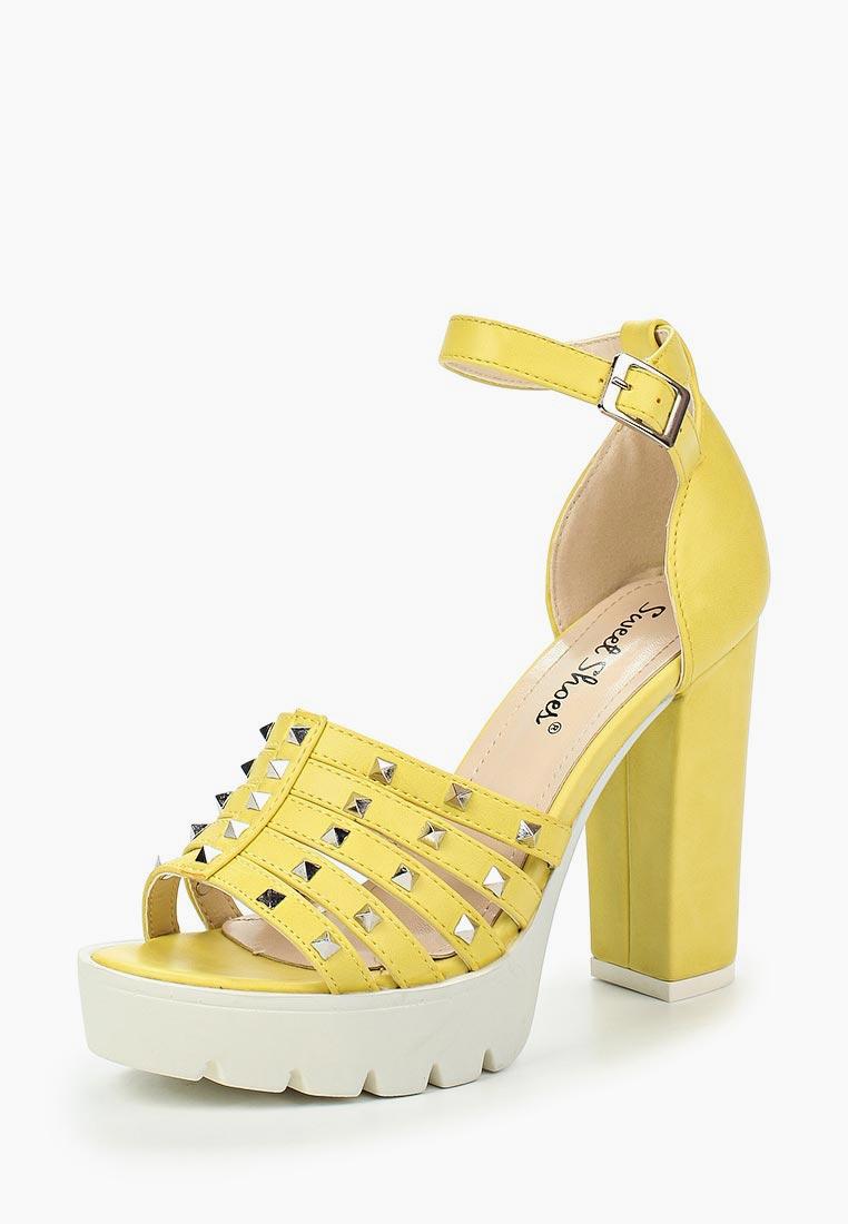 Женские босоножки Sweet Shoes F20-C-HQ8682