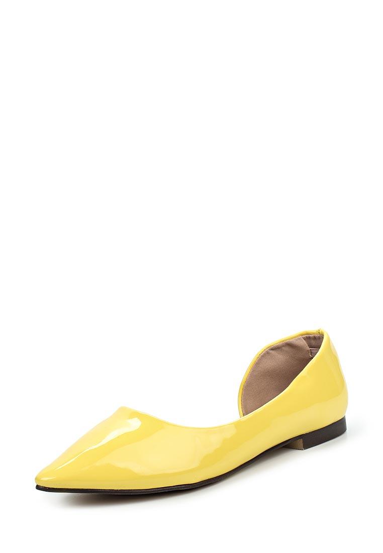 Туфли на плоской подошве Sweet Shoes F20-GQ2307