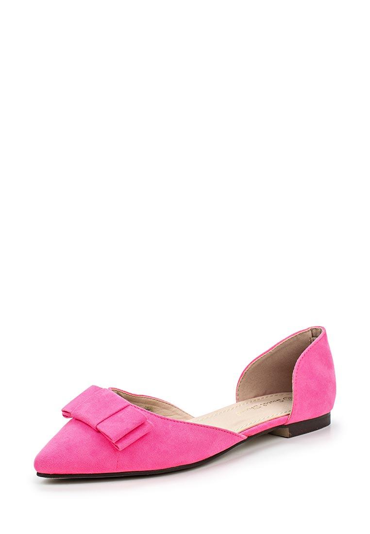 Туфли на плоской подошве Sweet Shoes F20-GQ2308