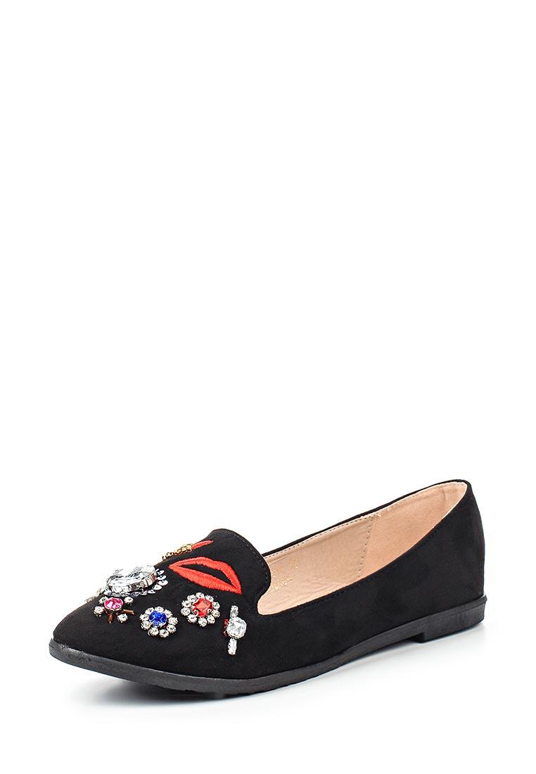 Женские лоферы Sweet Shoes (Свит Шуз) F20-HJ7012