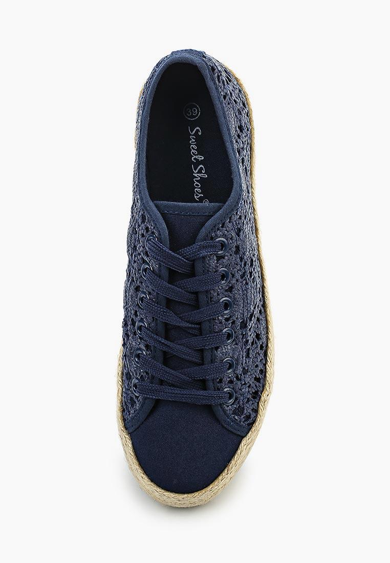 Женские кеды Sweet Shoes F20-2027: изображение 4