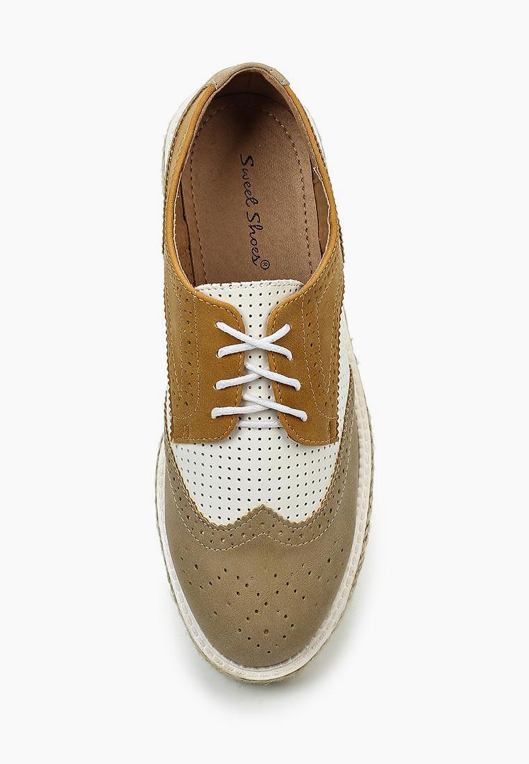 Женские ботинки Sweet Shoes F20-CQ2350: изображение 4