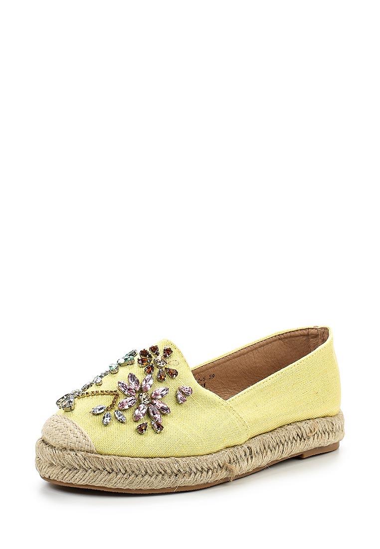 Женские эспадрильи Sweet Shoes F20-GQ2362