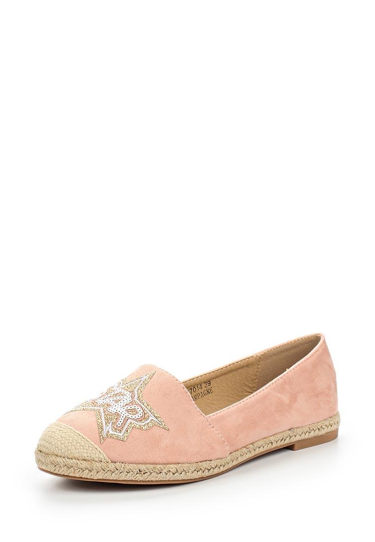 Женские эспадрильи Sweet Shoes F20-HJ7014