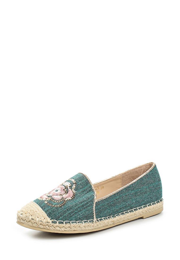 Женские эспадрильи Sweet Shoes F20-JN1351