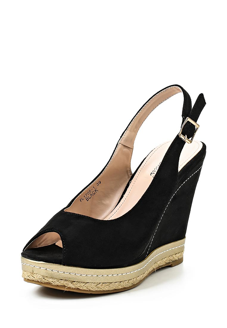 Женские эспадрильи Sweet Shoes F20-FL1705