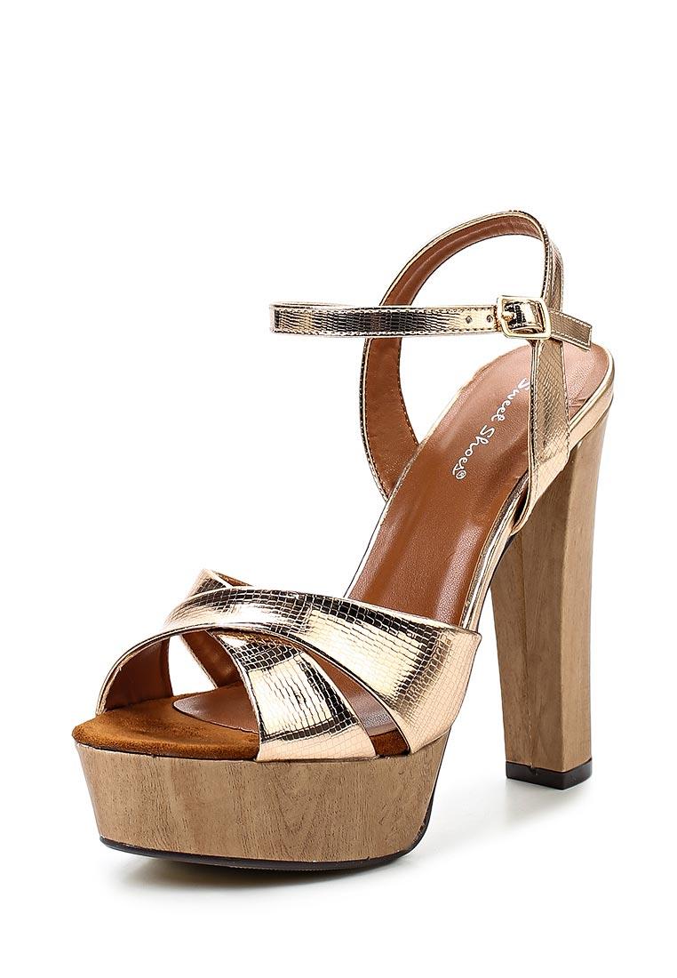 Женские босоножки Sweet Shoes F20-JM6062