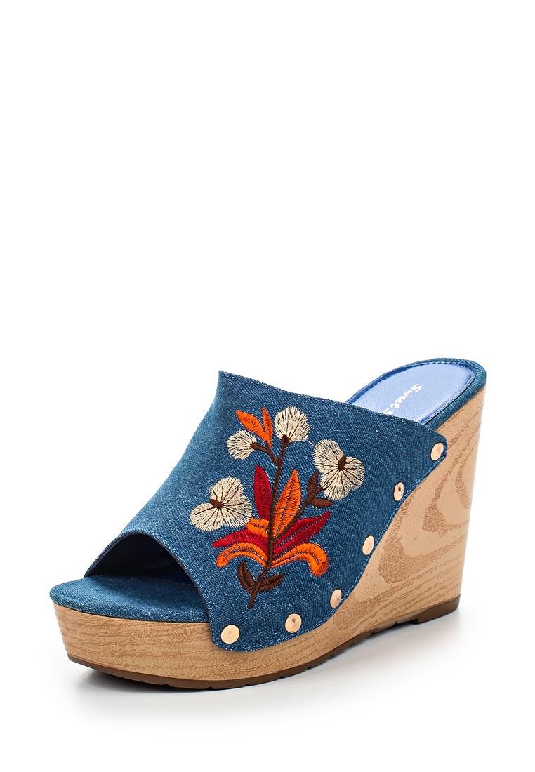 Женские сабо Sweet Shoes F20-PM2610