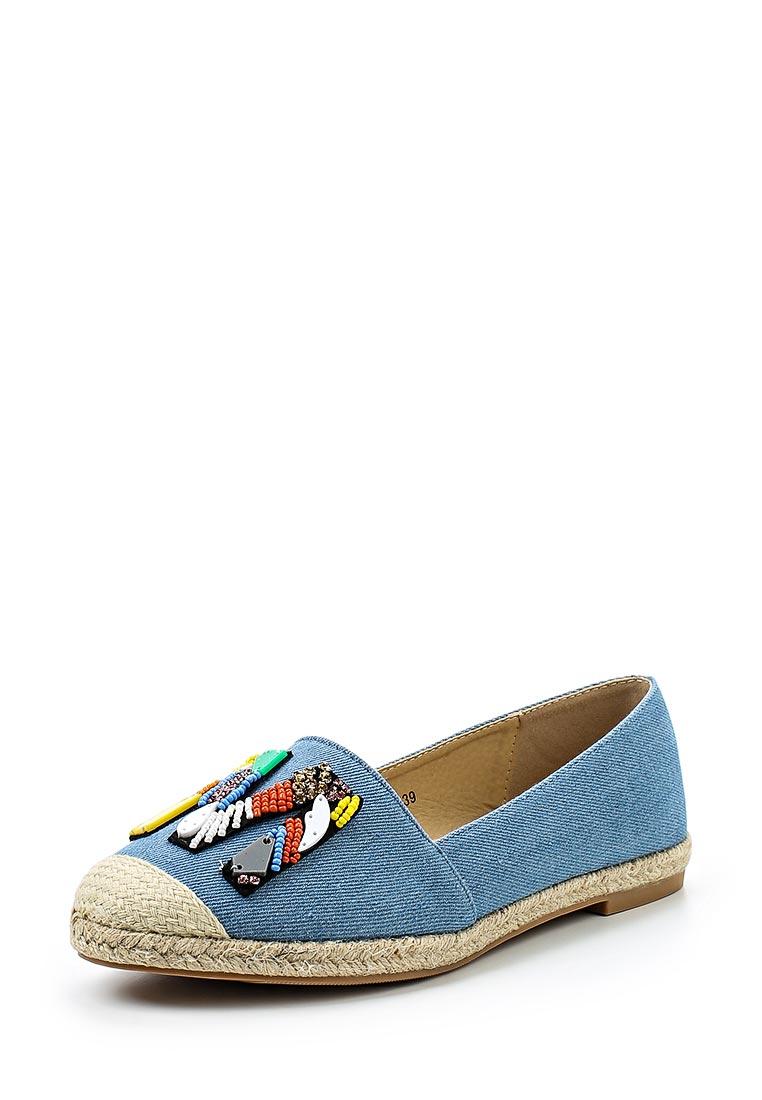 Женские эспадрильи Sweet Shoes F20-HJ7009