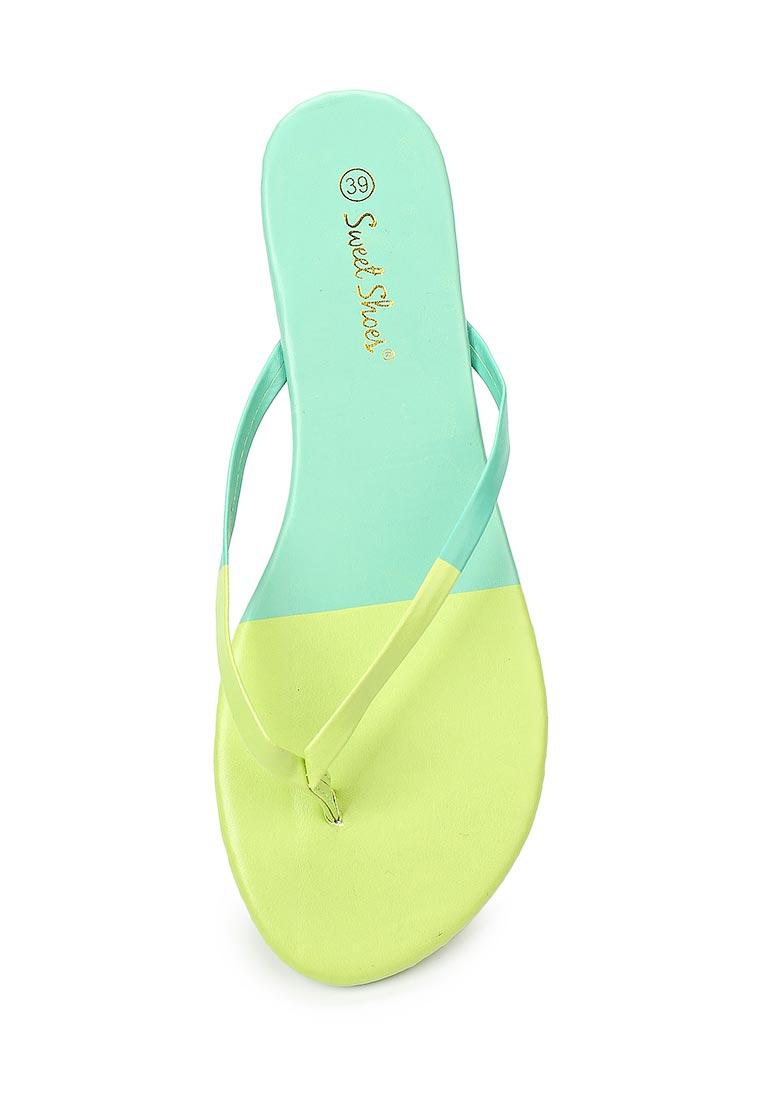 Женские сланцы Sweet Shoes F20-LS-27: изображение 4