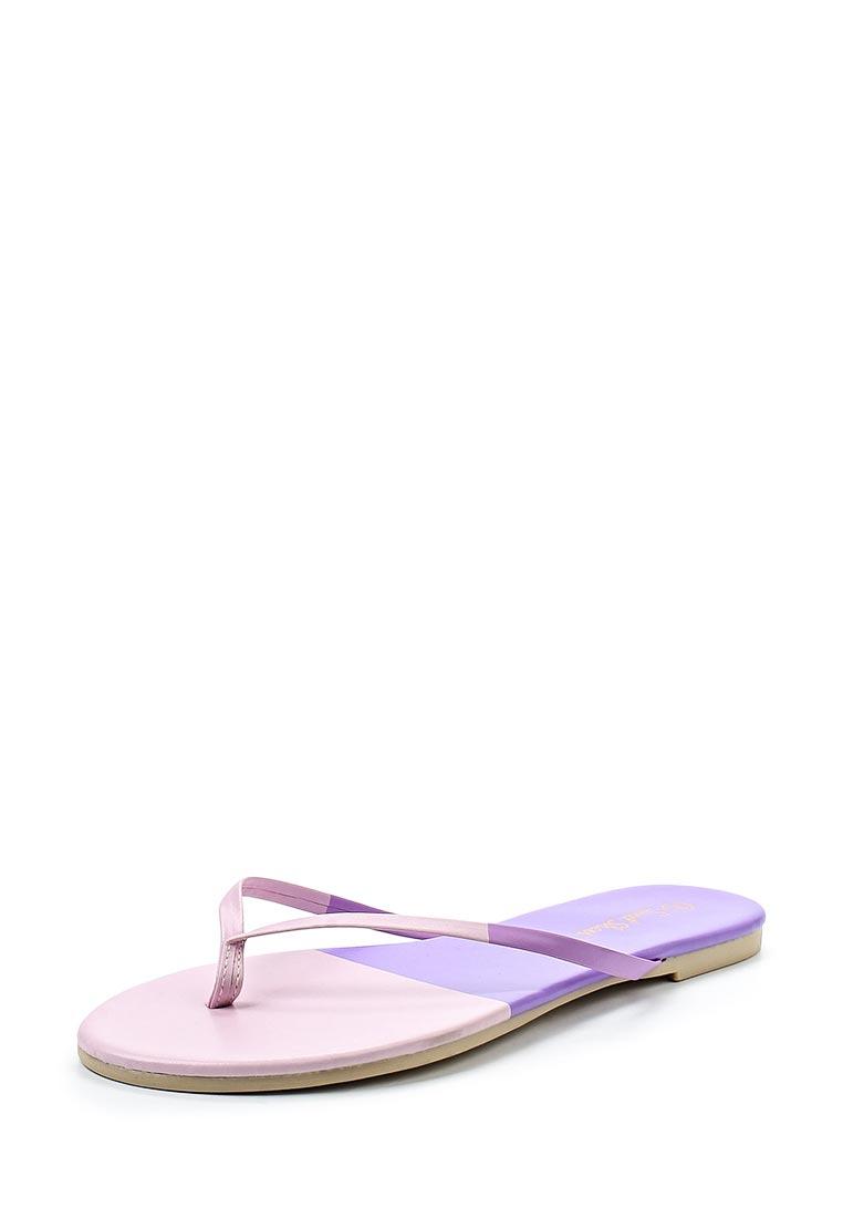 Женские сланцы Sweet Shoes F20-LS-27