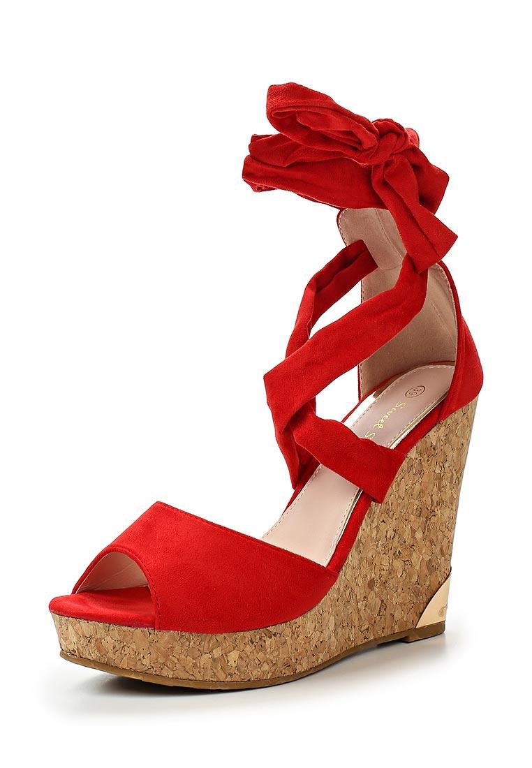 Женские босоножки Sweet Shoes F20-FL1708-1