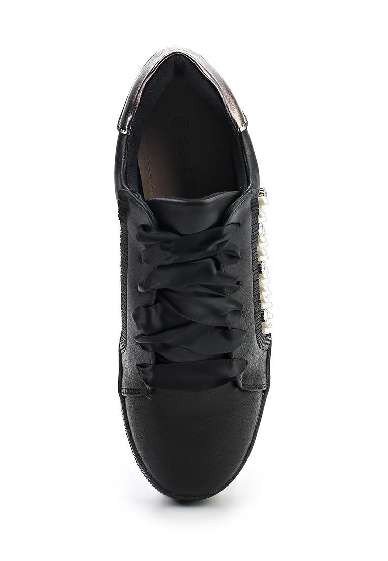 Женские кеды Sweet Shoes F20-2392: изображение 4
