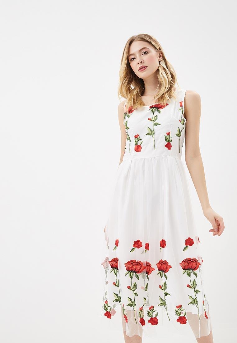 Платье-миди Sweet Miss B004-C251700