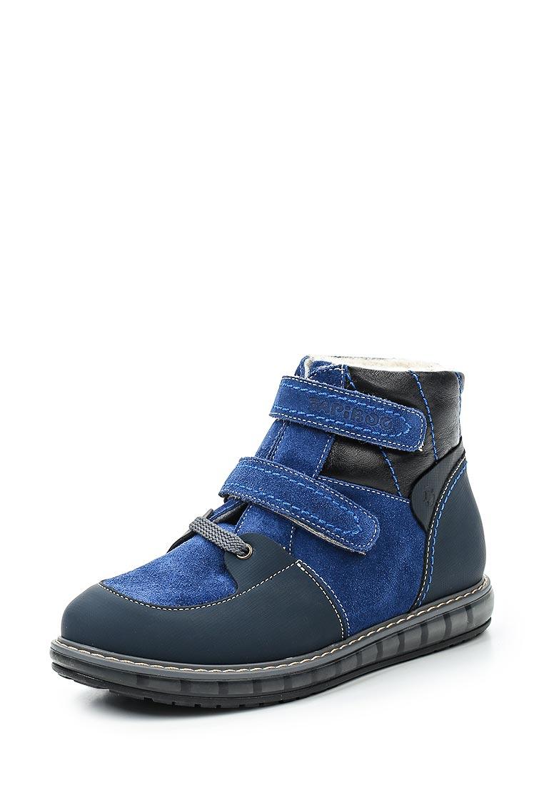 Ботинки для мальчиков TAPiBOO (Тапибу) FT-23003.15-OL21O.01