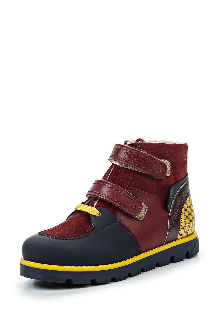 Ботинки для девочек TAPiBOO (Тапибу) FT-23003.16-OL06O.03