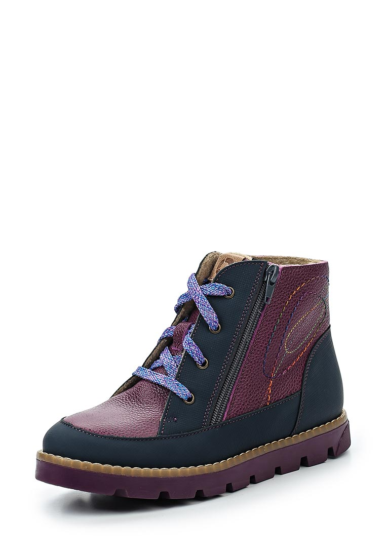 Ботинки для девочек TAPiBOO (Тапибу) FT-23004.16-OL06O.02