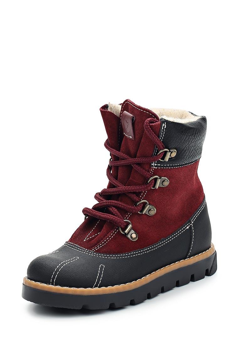 Ботинки для девочек TAPiBOO (Тапибу) FT-23007.17-OL06O.01