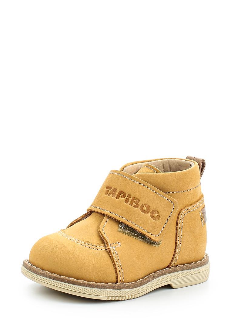 Ботинки для мальчиков TAPiBOO (Тапибу) FT-24015.18-OL46O.01