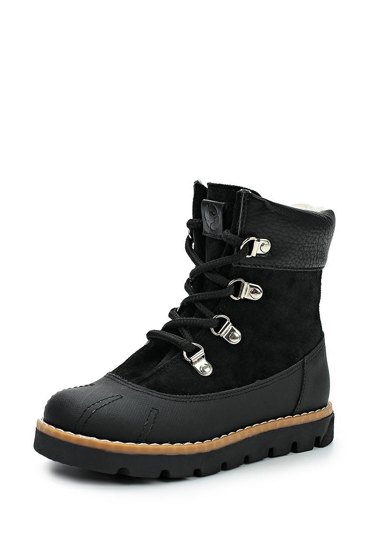Ботинки для девочек TAPiBOO (Тапибу) FT-23007.17-OL01O.01